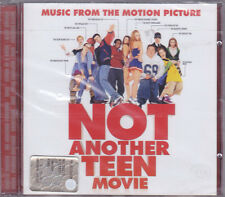 CD ♫ Soundtrack **MUSIC FROM THE MOTION PICTURE NOT ANOTHER TEEN MOVIE** nuovo