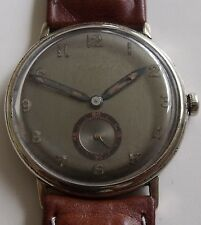 VERY RARE-Genuin-CORTEBERT-Swiss men,s wrist watch-15J