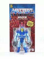 NEW 2020 Masters of the Universe Origins Walmart He-Man SKELETOR MOTU Unpunched