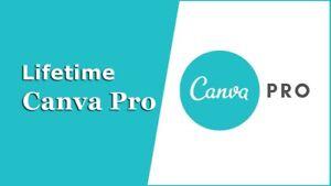 Canva Pro Unlimited LIFETIME