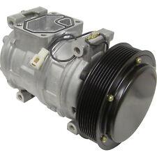 For John Deere 7000 8000 9000 Combine Series 10pa17c New A/C Compressor 12v