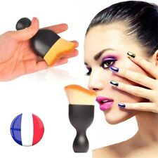 Pinceau à Fond de Teint Blush Poudre Anti-cernes Correcteur maquillage Visage