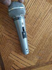 Working - SHURE PE588B CN Unisphere Dynamic Microphone