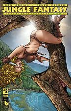 JUNGLE FANTASY IVORY #2 LUSCIOUS COVER (Boundless 2016 1st Print) COMIC