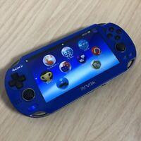 Sony PlayStation Vita PCH-1000 Blue Used