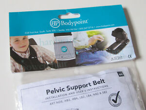 BodyPoint Pelvic Support Belt HB235XS- A1