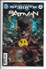 Batman #21 (Jun 2017, DC) Lenticular Cover Edition