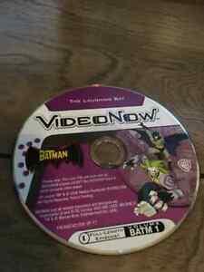 * Video Now Interactive Pvd Batman