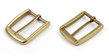 For Belt 60x55mm #92485 Solid Brass Pin Buckle