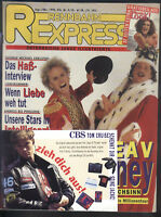 Rennbahn Express Nr.9/10 von 1990 Blue Pearl, Jon Bon Jovi, Madonna, Snap, EAV