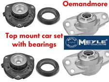 MEYLE TOP MOUNT SET OF 4 WITH BEARINGS AUDI A3 8P SEAT LEON 1P VW GOLF MK5 & GTI