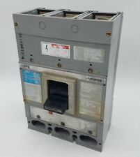 ITE Siemens JXD63B300 Circuit Breaker 300A 3P 600V Type JXD6-A 300 Amp 3 Pole