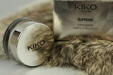 KIKO Supreme Eyeshadow 04 Gorgeous Anthracite. NUEVO EN CAJA. BRAND NEW WITH BOX