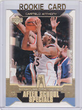 CARMELO ANTHONY Melo 2003/04 INSERT RC Basketball ROOKIE CARD Syracuse ORANGEMEN