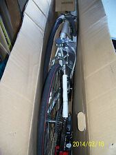 "2006 Dodge Viper Bicycle Silver and Red and Black 27"" New In Box Never Used WOW"