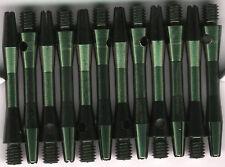 1.5in. Aluminum Green Dart Shafts: 3 per set