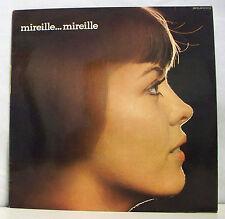 33 tours Mireille MATHIEU Disque LP PARDONNE MOI CAPRICE ENFANT -BARCLAY 80421