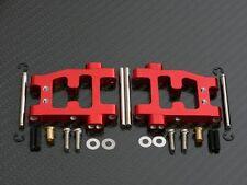 dérive bras oscillant H / U F.TAMIYA TT-01 TT01 TT01E Aluminium Rouge