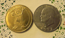 Commerative large/dollar size /heavy medal/Token /Hershey Park PA  #9