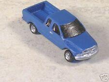 N Scale 2000 Blue Dodge Ram  Pickup
