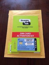 Straight Talk Nano Sim Card