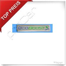 "⭐️ Original Ford Aufkleber Emblem "" EcoBoost "" Schriftzug Abzeichen Logo 1830630"