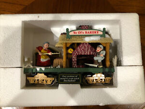 HOLIDAY  EXPRESS 380-3 BAKERY CAR Ex Condition