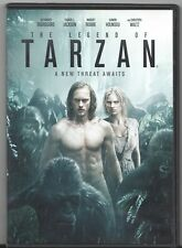 Movie DVD The Legend of TARZAN - Pre-Owned - WARNER BROS