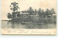 PANAMA - Bocas del Toro - U.F. Co's Hospital - 23832