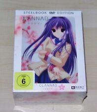 Clannad Vol. 4 Limited Edition Steelbook DVD With 3 Postcards + Plush-BOTAN NEW
