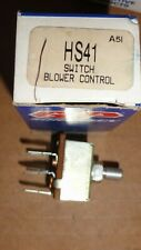 72-73 81-90 FORD MUSTANG 75-79 THUNDERBIRD 72-86 LTD HVAC BLOWER CONTROL SWITCH