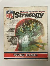NFL Strategy - National Football League 1978 Tudor Games Board Game