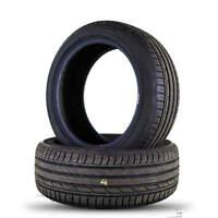2x Sommerreifen Reifen Bridgestone Turanza T001 215/50 R18 92W DOT 4917 NEU