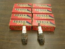 NOS Auburn TC-3 Spark Plugs 187-TF for Ford Models Triple Electrode