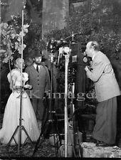 MARCEL CARNE CLOUTIER CAUSSIMON Caméra Tournage 1951