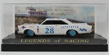 1992 Legends of Racing #28 Fred Lorenzen 1965 Ford Galaxie 500 1/43 Scale NEW
