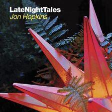Jon Hopkins-Late Night Tales VINILE LP + Download Nuovo