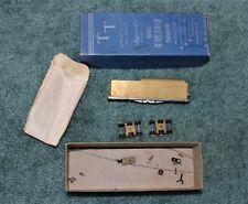 Rare Vintage TT Gauge All Metal Tender Kit comes in its' Original Box - No Label