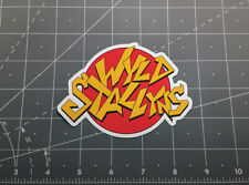Wyld Stallyns sticker decal Bill & Ted's Excellent Adventure band music movie