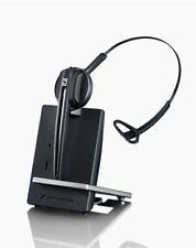 Sennheiser D 10 USB - US Single-Sided Wireless DECT Headset for Softphone / PC