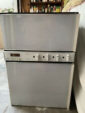 Gaggenau Eb868-620 24� Electric Double Wall Oven *Used* *Working When Removed*