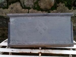 Cast Iron Reconditioned 19th Century Drain Hopper - Large VGC