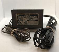 Sola Constant Voltage Transformer Cv 5 Primary Volts 95 To 125