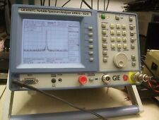 GIE 3030TG Spectrum Analyzer w/ Tracking Generator 100kHz - 3GHz