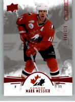 2016-17 Upper Deck Team Canada Juniors Hockey Exclusives Pick From List /175