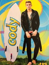 Cody Simpson, Ed Sheeran, Double Full Page Pinup