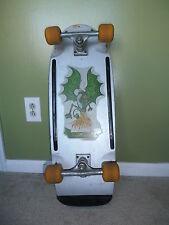 "vintage Free Former ""pig"" complete Skateboard - tags- dogtown tony hawk sims OG"