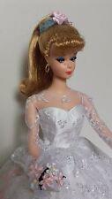 Barbie mariée, de collection, année 60