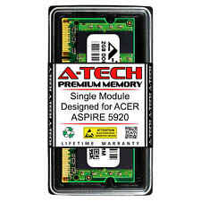 2GB PC2-5300 DDR2 667 MHz Memory RAM for ACER ASPIRE 5920