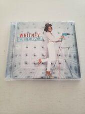 "Whitney Houston "" Whitney The Greatest Hits "" Cd / 2000 / Arista/ Vg Cond."